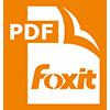 logo PDF Foxit