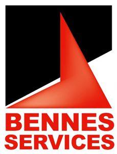 Logo Bennes services