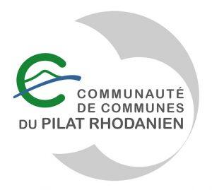 Logo de la communauté de communes du pilat Rhodanien