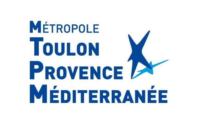 Logo de la Métropole Toulon Provence Méditerranée