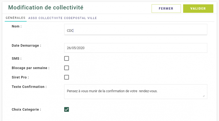ecodechet.com gestion collectivité